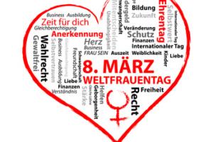 younion-Bundesfrauenvorsitzende Christa Hörmann sagt Danke