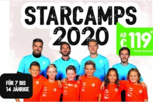 Sommerferien: Starcamps für Kinder ab € 119,-/Kind